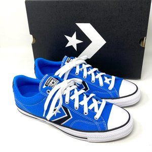 Converse STAR PLAYER Low Canvas Blue Sneakers Men